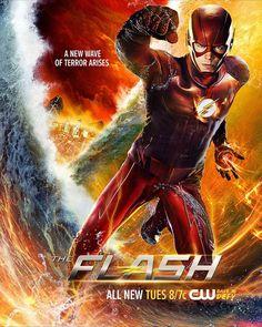 The Flash – Divulgados novos pôsteres focados no Tubarão-Rei! - Legião dos Heróis