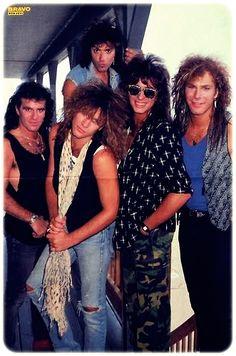Bon Jovi - 80's style