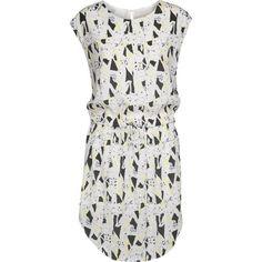 Sommerlig kjole til hverdag. Denne er en Jodie dress fra Minus.