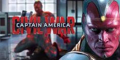 Spoiler Warning! Vision's 'big mistake' in Civil War according to Paul Bettany