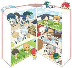Prince of tennis chibi Letting Your Guard Down, The Prince Of Tennis, Manga Cute, Anime Poses, Kuroko, Live Action, Chibi, Anime Art, Geek Stuff