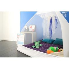 CABANES ESPACE BLANC Micro Creche, Baby Bedroom, Baby Kids, Toddler Bed, Troubles Autistiques, Furniture, Autism, Home Decor, Parents