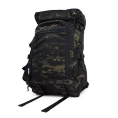 Ruckpack - Black Camo from DSPTCH