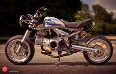 2012 | Honda Monkey Z50j2 ~ Dirty Tracker team | France