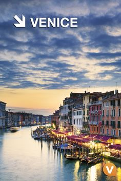 What cities do you want to cross off your travel bucket list this year? How about Here are 16 Reasons to take a Venice vacation in Vacation Places, Vacation Destinations, Vacation Trips, Dream Vacations, Vacation Spots, Places To Travel, Travel Trip, Travel Deals, The Places Youll Go