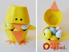 Krásne veľkonočné nápady z obyčajných kartónov od vajec. Všetko, čo musíte urobiť, je nevyhadzovať ich a inšpirovať sa týmito perfektnými nápadmi! Ďalšie nápady na veľkonočné sviatky