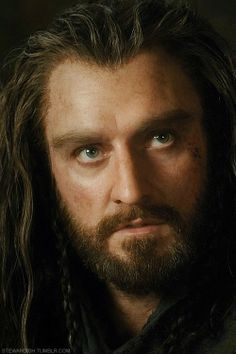 Thorin so handsome. Beorn's home.
