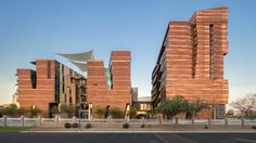 Phoenix Biomedical Sciences Building by CO Architects | dezeen