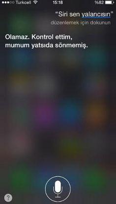 Siri Türkçe