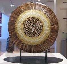 Bamboo Sunflower by Charissa Brock, www.charissabrock.com