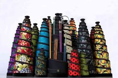 What is the best way to organize your crochet hooks? How do you sort and store them?