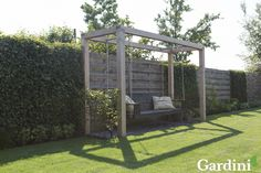 Pergola Metalicas Design - Pergola Patio With TV - Pergola Walkway To Garage - Backyard Pergola Design - Outdoor Pergola Attached To House -