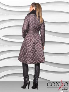 Coats For Women, Women Wear, Women's Fashion, Elegant, Lady, Sweaters, How To Wear, Jackets, Crafts