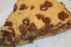 Almond flour chocolate chip scone! doesn't even have sugar in the recipe! this is a great diabetic treat :) must try this soon! #scone #dessert #diabetes