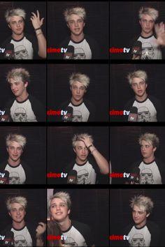 The many faces of Dalton Rapattoni