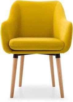 RICK PERFECT PEACH krzesło nowoczesny modny design - 259 zł - Allegro.pl - Raty 0%, Darmowa dostawa ze Smart! - Bralin - Stan: nowy - ID oferty: 9121755611 Stan, Furniture, Chairs, Home Decor, Design, Decoration Home, Room Decor, Home Furnishings