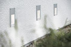 Kit spot encastrable mural Line Wall LED 1x2,4W 230V IP44 PAULMANN