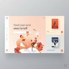 "Design.bot on Instagram: ""Designed by Rafał Staromłyński @staromlynski.design ✨ Get Inspired daily! ✨ — Follow along at @design.bot. — Get featured!"