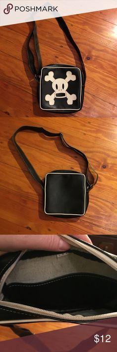 Paul Frank Pirate Jolly Roger Bag☠️ Super cute Paul Frank cross body bag. Paul Frank Bags Crossbody Bags