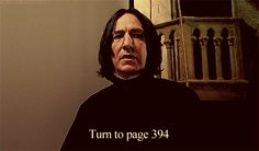 "Maybe you have a favorite Snape quote. | What's Your Favorite Professor Snape Moment In ""Harry Potter?"""