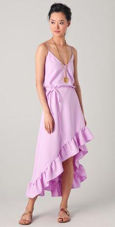Effortless Honeymoon Dress