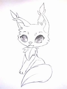 Discover recipes, home ideas, style inspiration and other ideas to try. Cute Animal Drawings, My Drawings, Pretty Animals, Cute Animals, Manga Art, Anime Art, Vsco, Animal Paintings, Doodle Art