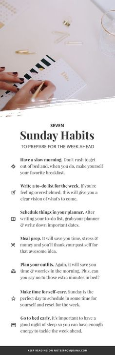 For more habits go to www.alessandrapre… self love, self care, sunday routine,… For more habits go to www.alessandrapre… self love,. Good Habits, Healthy Habits, 7 Habits, Seven Habits, Healthy Lifestyle Tips, Healthy Snacks, Sunday Routine, Morning Routines, Morning Habits