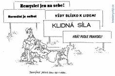 Vladimír Renčín - Takovýhle hesla jsou asi v nebi Boarding Pass, Diagram, Humor, Travel, Viajes, Humour, Moon Moon, Trips, Comedy