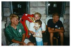 Blast from the past #GKTW precious memories from June 2000.