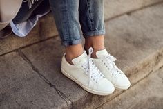 Spring In My Step   Looks   The Stylemma // Saint Laurent Classic Sneakers