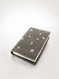 Cobertores para libros en fieltro