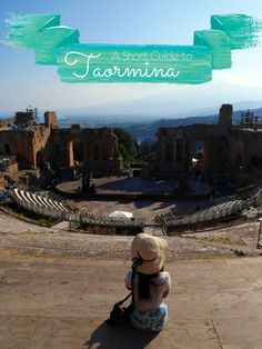 Taormina is known as the Pearl of Ionian Sea - and for good reasons. I wrote this guide so you can make the best out of your time in this beautiful albeit a bit expensive city on the east coast of Sicily Isle. Italy Vacation, Italy Travel, Italy Trip, Travel Europe, Rome, Tasmania Travel, Taormina Sicily, Things To Do In Italy, Italy Tours