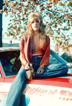"""crystalline-: """"""""Stevie Nicks in all her 70s glory. """" HQ copy: {x} // Stevie Nicks photographed by Fin Costello. """""""