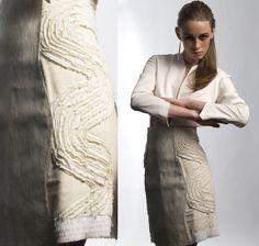 Nanna Isbrandt, 27. The Danish Design School, MA Fashion Graduate 2009.