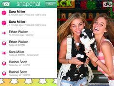 Secao 3 Pictaboo renomeado Snapchat #pitaboo , #snapchat , #baixar_snapchat : http://snapchatfree.com/