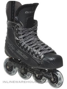 Bauer Vapor XR Premier Roller Hockey Skates Sr 2012.. love the style