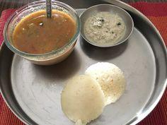 Kumkum's Food: Idly Sambhar - Jain Sambhar - Sambar Recipe