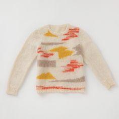 夕焼けセーター - MY FAVORITE (OLD) THINGS - ほぼ日刊イトイ新聞 Catalog, Knitting, Sweaters, Fashion, Moda, Tricot, Fashion Styles, Cast On Knitting, Stricken