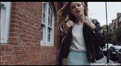 Georgia May Jagger for ReservedFollow us for more fashionable gifs!