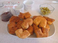 Fried Pastry For Breakfast Recipe | Turkish Style Cooking