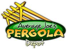 The Big Kahuna Pergola Kit - Shop Large Pergolas at Pergola Depot Wood Pergola Kits, Rustic Pergola, Metal Pergola, Pergola With Roof, Cheap Pergola, Wooden Pergola, Covered Pergola, Curved Pergola, Small Pergola