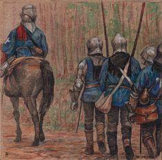 Medieval Armor, 15th Century, Larp, Warfare, Warriors, Renaissance, Armour, Artworks, Gothic