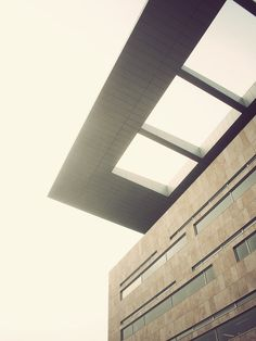 Copenhagen Architecture by Kim Høltermand, via Behance
