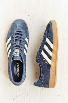 29f9d88727 Or blue :) adidas Originals Gazelle Gum-Sole Indoor Sneaker - Urban  Outfitters
