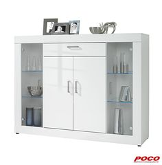 POCO Einrichtungsmärkte Highboard London