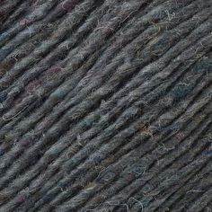 Noro Silk Garden Lite Solo combines the same silk, mohair and wool blend as its sister yarn Silk Garden Lite, but is available in beautiful single solid color tones. This lofty, smooth and soft yarn knits to DK weight patterns on 4.5mm needles.