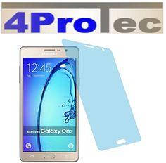 2 Stück HARTBESCHICHTETE KRISTALLKLARE Displayschutzfolie für Samsung Galaxy On7 Pro Bildschirmschutzfolie - http://on-line-kaufen.de/4protec/samsung-galaxy-on7-pro-lexibook-mfc162de-power-2