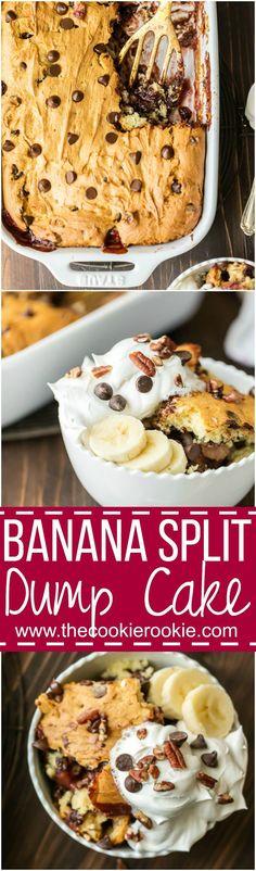 Banana Split Dump Ca