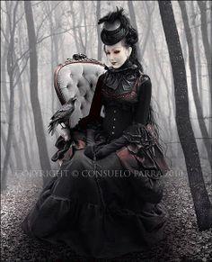 Consuelo Parra - Dark Gothic