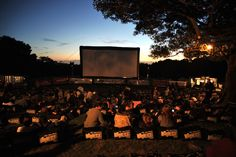 Moonlight Cinema | Stuck in Transit Melbourne